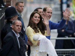 Prince William Kate Middleton Welcomes Third Baby The Royal Family