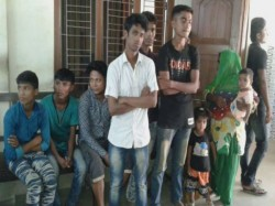 Tripura Police Arrests 18 Rohingya S From Teliamura Khowai District