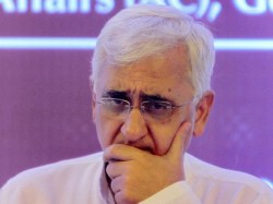 Our Hands Are Stained With Blood Muslims Says Congress Leader Salman Khurshid
