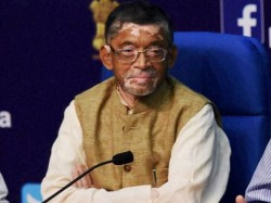 Sometimes Rapes Can T Be Stopped Says Union Minister Santosh Gangwar