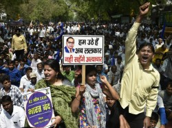 Killed Mp 1 Rajasthan During Bharat Bandh Northern State Withness Violent Protest