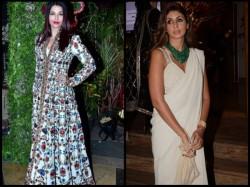 Did Aishwarya Rai Bachchan Get Snubbed Jaya Bachchan Shweta Bachchan At A Wedding