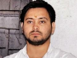 Tejashwi Yadav Slams Niti Aayog Chief Over Bihar Remark