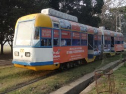 Kolkatans Can Hire Trams Set Up Restaurants Organise Marriages
