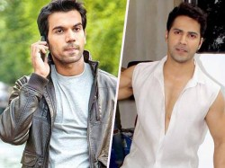 Dad Wants Make Film With Rajkummar Rao Because He Is One His Favourite Actors Says Varun Dhawan