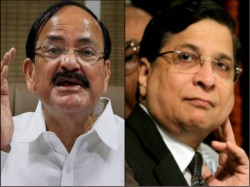 Five Reasons Why Venkaiah Naidu Rejected Cji Dipak Misra S Impeachment Notice