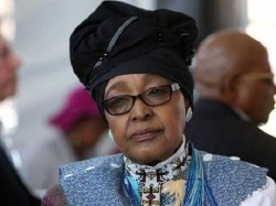 Winnie Mandela Ex Wife Nelson Mandela Died South Africa