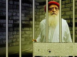 Asaram Bapu Gets Life Term 2 Other Convicts Given 20 Years Jail