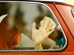 Young Couple Arrested When Making Love A Parked Car Gurgaon