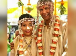 Milind Soman Ankita Ties Knot See Wedding Pictures