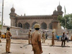 Nia Court Acquits Accused The Mecca Masjid Blast Case Hyderabad