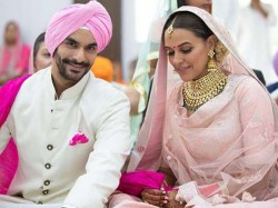 Diet Fitness Secrets The Handsome Couple Neha Dhupia Angad Bedi