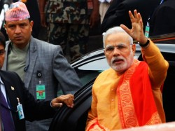 Prime Minister Modi Says Nepal At The Priority India