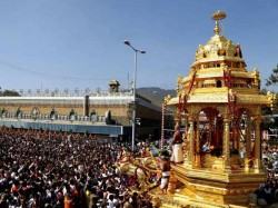 If Shastras Permit Tirupati Jewels Will Be Displayed Public