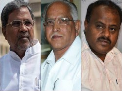 Karnataka Assembly Election Results 2018 Key Candidates Who Leading Trailing