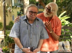 Amitabh Bachchan Rishi Kapoor Starrer 102 Not Movie Review