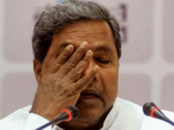 Karnataka Election 2018 Siddaramaiah Commits Gaffe Asked To Vote For Narendra Modi
