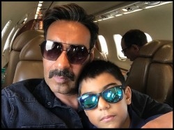 Ajay Devgn S Son Yug Has Crazy Fitness Challenge Young India Watch Video