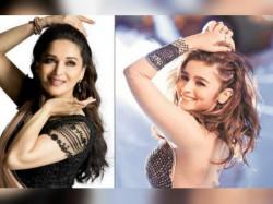Madhuri Dixit Play Alia Bhatt S Dance Teacher The Sanjay Dutt Starrer Kalank