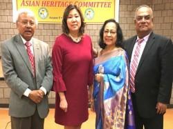 Freedom Fighter Scientist Bangladesh Zinat Nabi Gets Asian Heritage Prize America