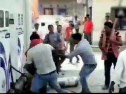 Clashes Between Bjp Cpi M Workers Durgapur During Panchayat Election In West Bengal