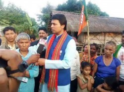 Political Situation Kerala Same As Tripura Before Election Says Tripura Chief Minister
