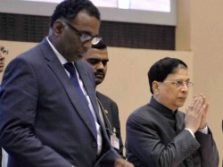 Justice Chelameswar Shares Bench With Cji Justice Dipak Misra In Supreme Court