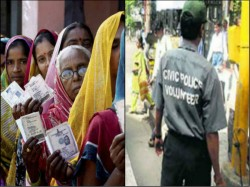 Civic Volunteer Nvf Will Be Now Used Panchayat Vote West Bengal