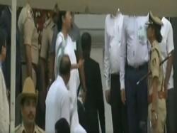 Mamata Banerjee Looses Her Temper Oath Ceremony Bengaluru
