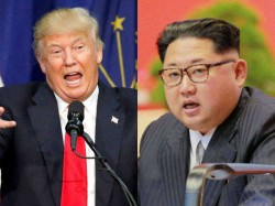 North Korea Threatens Pull Of Trump Kim Talks