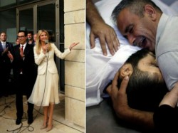 Palestainians Dead As The United States Embassy Jerusalem