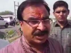 Madhya Pradesh Bjp Leader Backs Child Marriage