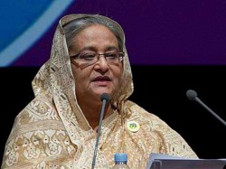 Bangladesh Prime Minister Sheikh Hasina Gets D Lit From Nazrul University