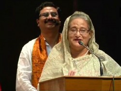 Bangladesh Prime Minister Sheikh Hasina Gives Message Strengthen Friendship At Vishwabharati