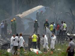 Boeing Crash Closet Area Havana Airport 104 Feared Dead