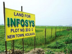 Infosys Start Its Building Work On Its New Town Premises From Monday