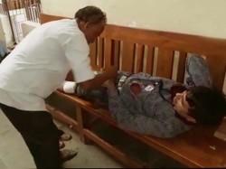 Local Journalists Injured Birpara During Westbengal Panchayat Election