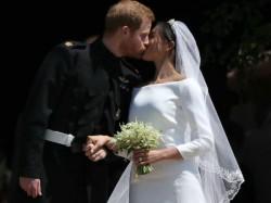 Prince Harry Meghan Markle S Royal Wedding Moments