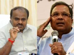 U Turn Karnataka Congress Jds Likely Form Govt