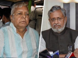 Sushil Modi Claims Lalu Prasad Yadav Gave Undue Advantage Tata
