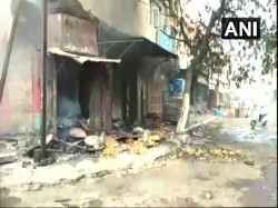 Internet Services Are Suspended After Clashes Aurangabad