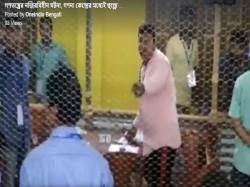 A Tmc Worker Gives Message Mamata Banerjee Over Panchayat Election Violence