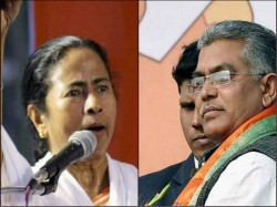 Bjp State President Dilip Ghosh Criticizes Cm Mamata Banerjee On Her Hill Tour