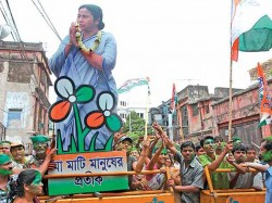 Mamata Banerjee Touches The Record Jyoti Basu That Is Createed In