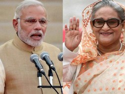 Modi Will Meet A Informal Meeting With Bangladesh S Prime Mi