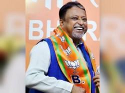 Mukul Roy Complains National Election Commission Against Tmc
