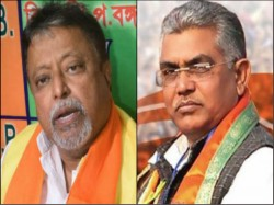 Mukul Roy Or Dilip Ghosh Who Brings Success Panchayat Election For Bjp