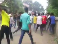 Bombing At Naoda Murshidabad One Killed Many Injured During West Bengal Panchayat Poll