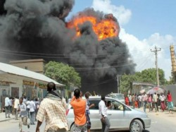 More Than 60 Dead Suicide Bomb Attack Nigeria