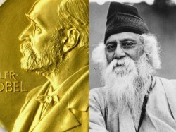 Rabindranath Tagore Given Away Nobel Prize Protest Against T